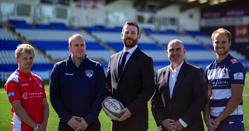 Coventry Rugby Club: Rugby & Reading, and Rugby in Schools Partnership